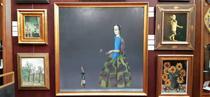 Expoziția Licitației de Artă Contemporană