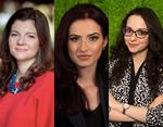 Andreea Micu, Yolanda Beșleagă, Angelica Alecu