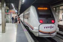 Tren spaniol al RENFE