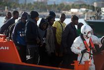 Migranti in Spania