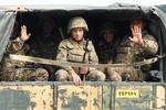 Soldati din Nagorno Karabah