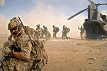 Comando al armatei americane