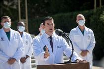 Sean Conley, medicul lui Trump