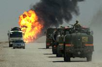 Convoi american in Irak, 2003