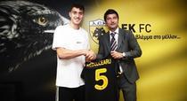 Ionut Nedelcearu a semnat cu AEK Atena