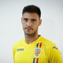 Mario Camora, in tricoul echipei nationale