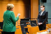Tihanovskaia si Merkel