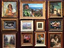 Expoziția Top 100 Mari Maeștri ai Artei Românești