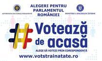 Campanie vot prin corespondenta