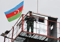 Soldat din Azerbaidjan in Nagorno Karabah