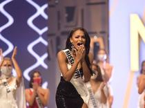 Asya Branch, Miss SUA 2020