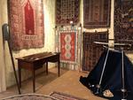 Expoziția Licitației Săbii și Covoare