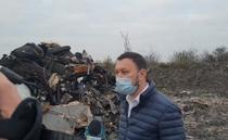 Mircea Fechet, in control la Sintesti