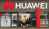 Showroom Huawei din Beijing