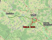 Autostrada Transilvania - Poarta Salajului - Nusfalau