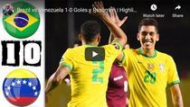 Brazilia vs Venezuela