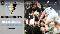 Noua Zeelanda vs Argentina