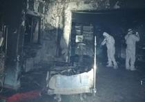 Incendiu la Spitalul din Piatra Neamt