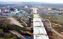 A10 Sebes - Turda - nodul rutier Sebes - noiembrie 2020