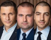 George Trantea, Adrian Cristea, Adrian-Mihai Zamfir