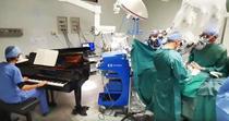 Operatia cu muzica de pian