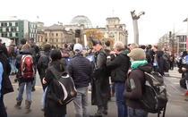 Protest anti-restrictii Berlin