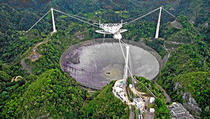 Observatorul Arecibo (foto: JidoBG)