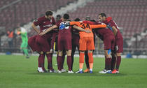Imagine din meciul CFR Cluj - Young Boys 1-1