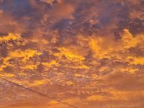 Un cer splendid intr-o dimineata de toamna