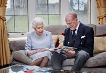 Regina Elizabeth și Printul Philip