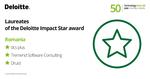 Impact Star Award Romania - Fast 50 2020