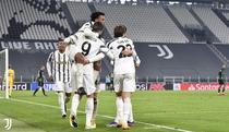 Juventus Torino, in Champions League