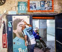 Diego Armando Maradona, iubit in toate colturile lumii