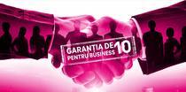 Garanția de 10 pentru business