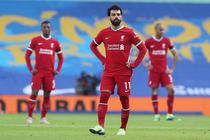 Salah, in tricoul celor de la Liverpool