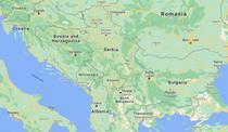 Harta Balcani