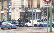 Jaf armat banca Milano
