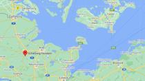 Fehmarn Belt va lega Danemarca de Germania