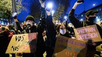 Proteste in Franta (sursa foto: twitter)
