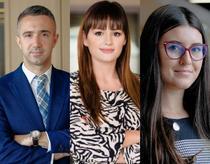 Mihnea Galgoțiu–Săraru, Luisa Alb, Tatiana Milu