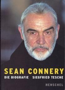 Coperta biografiei lui Sean Connery