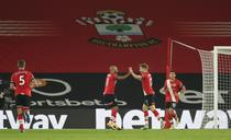 Southampton, lider in Premier League