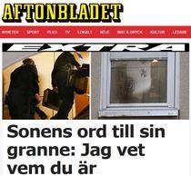 Cazul barbatului sechestrat de mama sa, in presa suedeza