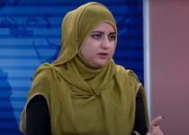 Jurnalista Malalai Maiwand (twitter-sursa foto)