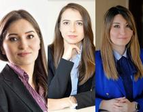Mihaela Popescu-Ichim, Corina Simion, Laura Spiridon
