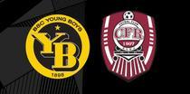 Young Boys Berna vs CFR Cluj, in Europa League