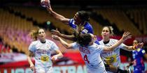 Franta, victorie la CE de handbal feminin