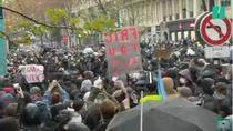 Noi proteste in Franta
