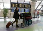 Aeroport pandemie coronavirus