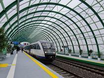 Tren Otopeni - Gara de Nord